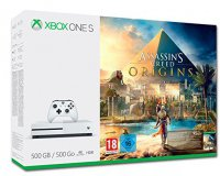 Amazon: Pack Xbox One S 500 Go Assassin's Creed Origins à 189,95€