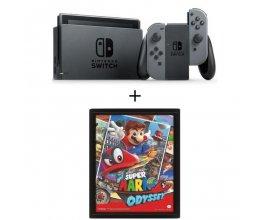 Cdiscount: Nintendo Switch Grise + Cadre Mario 3D à 259.99€