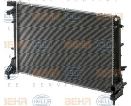 Oscaro: Le radiateur de moteur HELLA 8MK 376 900-191 à 198,72 €