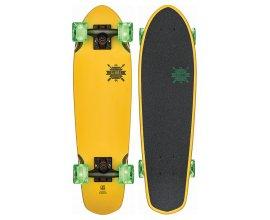 Avenue de la glisse: Skateboard Cruiser Globe Blazer yellow rasta lit à 99€ au lieu de 149€