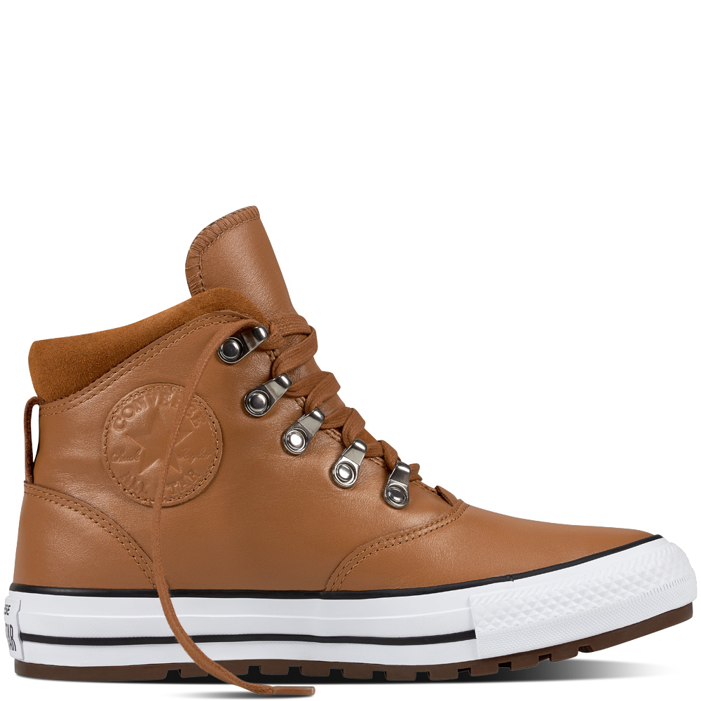 Paire de Converse SneakerBoot Chuck Taylor All Star Ember au