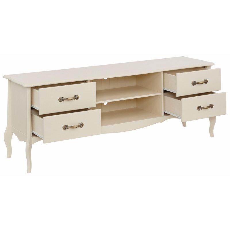 50 sur le meuble tv style champ tre 3 suisses. Black Bedroom Furniture Sets. Home Design Ideas