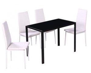 54 Sur L Ensemble Table Et Chaises Pour Salle A Manger Groupon