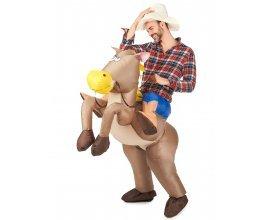 DeguiseToi: -26 % sur le déguisement cheval gonflable adulte