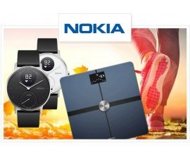 Femina: 10 lots comprenant 1 balance Nokia Body+ et 1 montre Nokia Steel HR à gagner