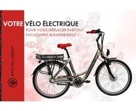 Elle: 2 vélos électriques John Mc Wilson Création Black Liberty à gagner