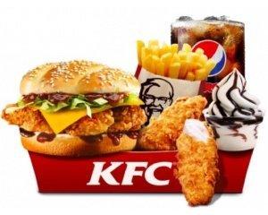 KFC: La Méga Box 5 édition limitée à 5€
