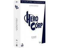 FranceTV: Gagnez le coffret DVD intégral des 5 saisons de la série Hero Corp
