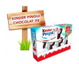 Kinder: 1 pack Kinder acheté = 1 entrée offerte dans un parc animalier