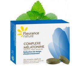 Fleurance Nature: Complexe Mélatonine au prix de 5,70€ au lieu de 14,30€