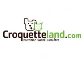 Vente Privée: [Rosedeal] Payez 1€ le bon d'achat de 10€ à valoir chez Croquetteland pour vos animaux