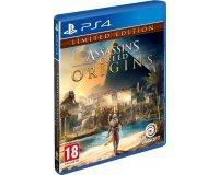 Amazon: Jeu PS4 Edition Limitée Assassin's Creed Origins à 49,99€