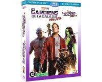 Amazon: Coffret Blu-Ray Les Gardiens De La Galaxie Vol 1 et 2 à 29,99€