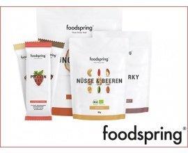 Femme Actuelle: 104 packs Foodspring à gagner