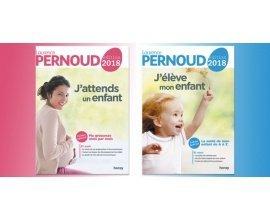"""Femme Actuelle: 20 lots de 2 livres """"J'attends un enfant"""" & """"J'élève mon enfant"""" éditions 2018 à gagner"""