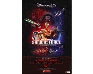 Carrefour: Billet adulte pour le parc d'attraction Disneyland au prix du billet enfant