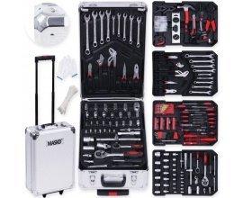 Cdiscount: Valise multi outils MASKO 725 pièces gris à 69,99€