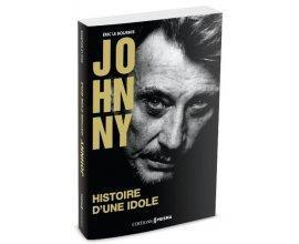"""Serengo: 5 livres """"Johnny, histoire d'une idole"""" à gagner"""