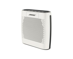 soldes enceinte bluetooth bose soundlink color blanche 69 au lieu de 120 boulanger. Black Bedroom Furniture Sets. Home Design Ideas