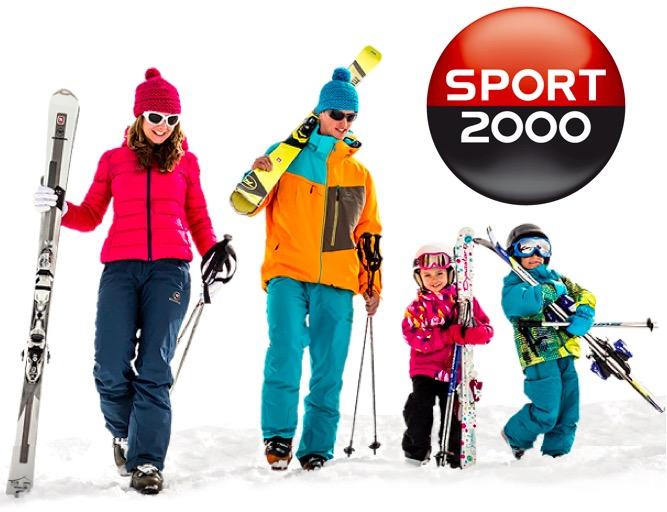 Code promo Sport2000 : Jusqu'à -50% sur votre location de skis + code -5% suppl. dès 4 paires louées ou -10% dès 10