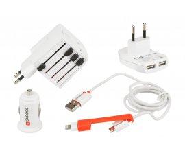 Darty: Chargeur portable Skross Travel Kit en solde à 20€ au lieu de 39,99€