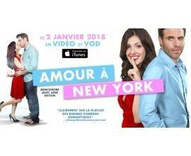 """Ciné Média: Gagnez des DVD """"Un amour à New York"""""""