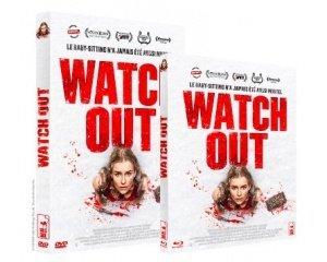 Syfy: Des Blu-ray et DVD du film Watch Out à gagner