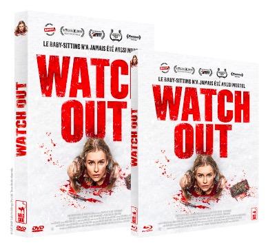 Code promo Syfy : Des Blu-ray et DVD du film Watch Out à gagner