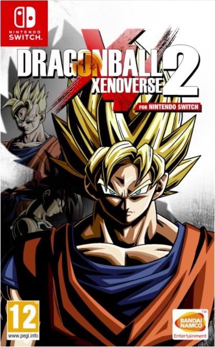 Code promo Micromania : Jeu Dragon Ball Xenoverse 2 sur Nintendo Switch à 29,99 au lieu de 59,99