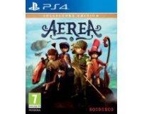 Micromania: Jeu AereA Edition Collector sur PS4 à 9,99€ au lieu de 39,99€