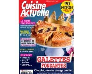 Cuisine Actuelle Abonnement | Soldes 5 Mois Offerts Sur L Abonnement Au Magazine Cuisine Actuelle