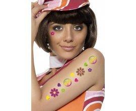 DeguiseToi: -26% de promo pour les tatouages hippies temporaires à 2.99€ au lieu de 3.99€