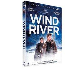 """Allociné: 10 DVD du film """"Wind River"""" à gagner"""