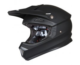Dafy Moto: Casque Furious Solid shot noir à 74,90€ au lieu de 89,90€