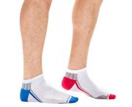 DIM: Lot de 2 paires de socquettes sport à 3.95€ au lieu de 7.90€
