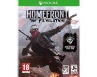 Cdiscount: Jeux Xbox One : Homefront : The Revolution First Edition soldé à 2,48€ au lieu de 22,22€