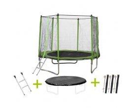 Auchan: trampoline yoopi en promo à 94€ au lieu de 351,61€