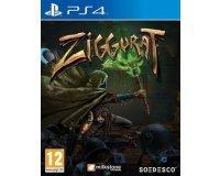 Fnac: Le jeu Ziggurat pour PS4 soldé à -50%