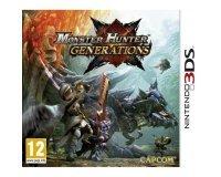 Cdiscount: Jeu DS3 Monster Hunter Generations à 17,99€
