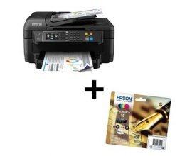 Cdiscount: Imprimante EPSON Multifonction 4 en 1 + EPSON Multipack à 85,29€ au lieu de 189,98€