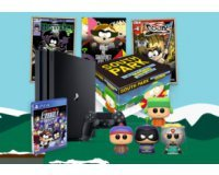 GAME ONE: 1 console PS4 Pro avec 2 manettes PS4 + 1 jeu South Park à gagner