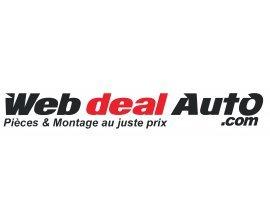 """Webdealauto:  15% de réduction sur les articles des catégories """"Filtres à huile et carburant"""""""