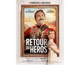"""FranceTV: 100 lots de 2 places de cinéma pour le film """"Le retour du héros"""" à gagner"""