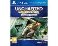 Micromania: [Soldes] Remise de 50% sur le jeu PS4 Uncharted Drake's Fortune