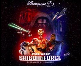 Disneyland Paris: 1 séjour à Disneyland Paris pendant La Saison de la Force Star Wars à gagner
