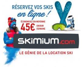 Code reduction skimium location ski