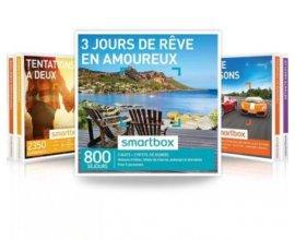Carrefour: 100 coffrets cadeaux Smartboxes à gagner