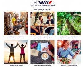 Air France: 1 voyage qui vous correspond à gagner