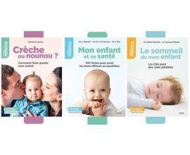 Femme Actuelle: Des lots de 3 livres de la nouvelle collection Laurence Pernoud à gagner