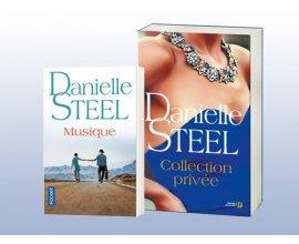 Femme Actuelle: 40 lots de 2 livres de Danielle Steel à gagner